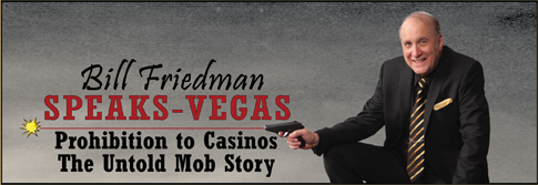 Bill Friedman speaks Las Vegas